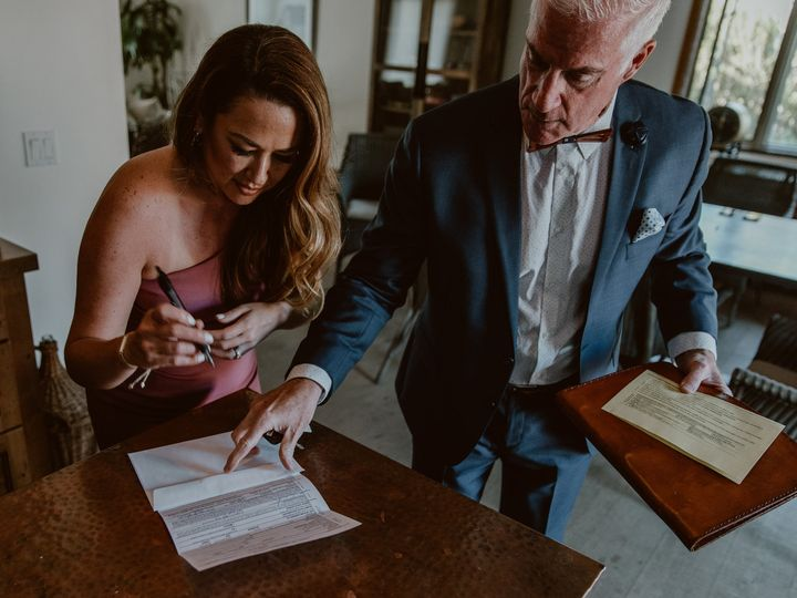 Tmx 03donnatheobythegatheringseasonxweareleoandkat 71 51 626000 Atascadero, California wedding officiant