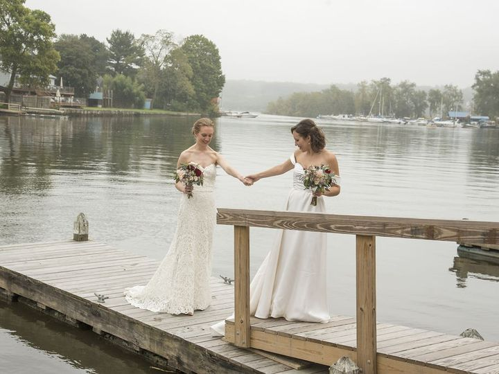 Tmx B First Look0216 C Delconte Photography 51 537000 158195431563390 Saugerties, NY wedding venue