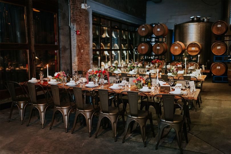 Our Harvest Room is a beautifully unique space for dining !