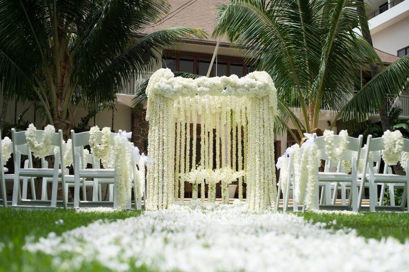 Halekulani Hotel Reviews Amp Ratings Wedding Ceremony Amp Reception Venue Hawaii
