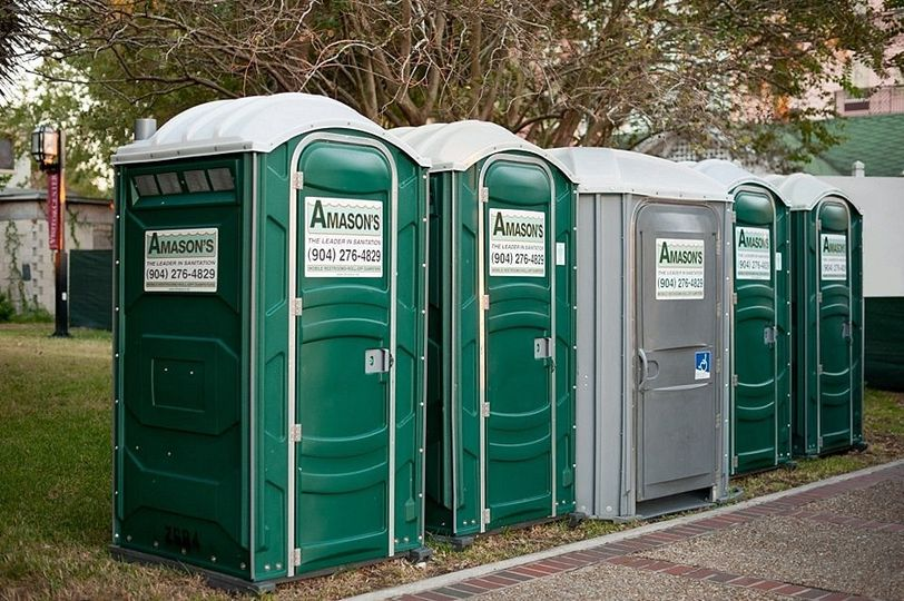 Amason S Restroom Trailers Portable Toilets Event Rentals