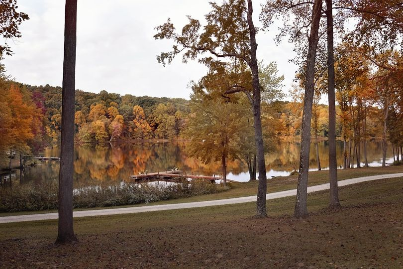 View From Outside Lodge