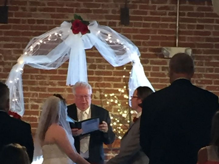 Tmx 1504390397396 Mcphatter 2 Raleigh, North Carolina wedding officiant