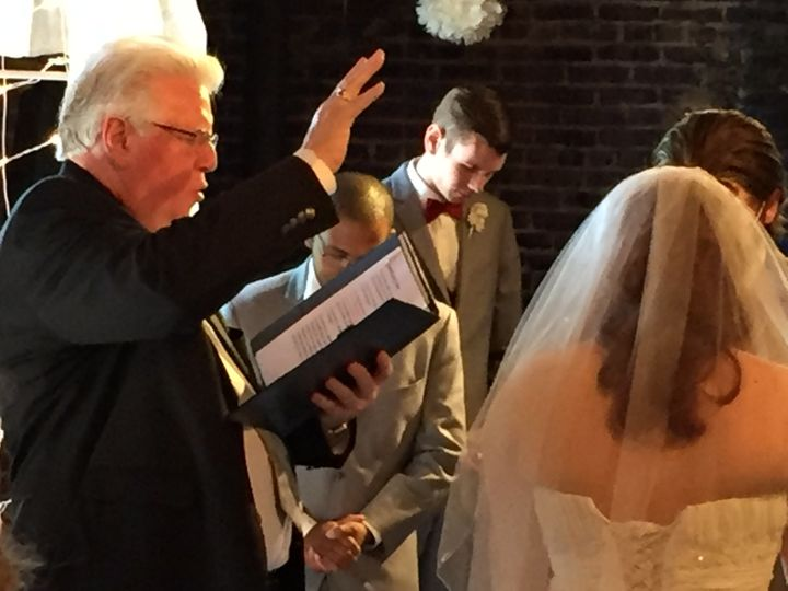 Tmx 1504390429780 Mcphatter 3 Raleigh, North Carolina wedding officiant