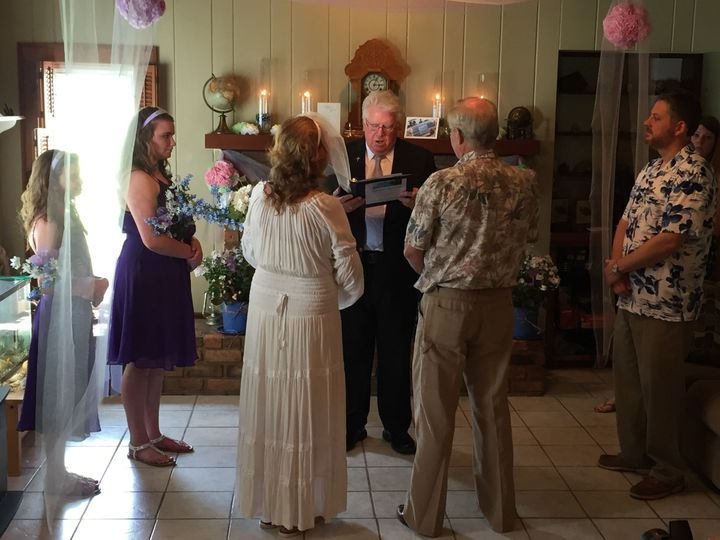 Tmx 1504390635028 Moore 2 Raleigh, North Carolina wedding officiant