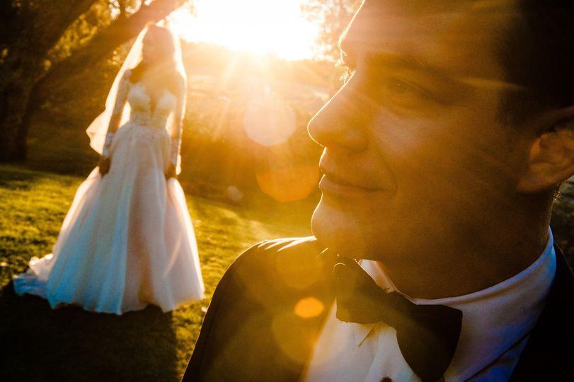 Wedding at Mariposa Resort.