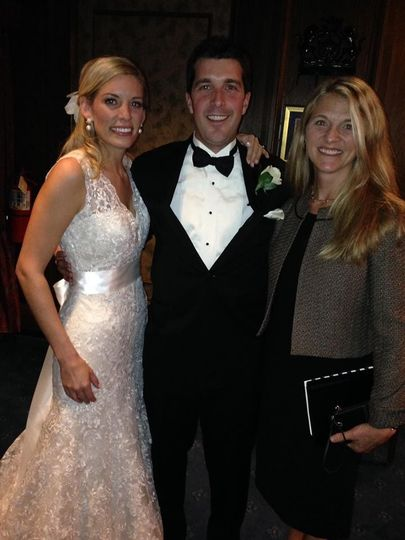Jessie and Nick exchanged vows at the Athletic Club of Columbus. What a beautiful couple -...