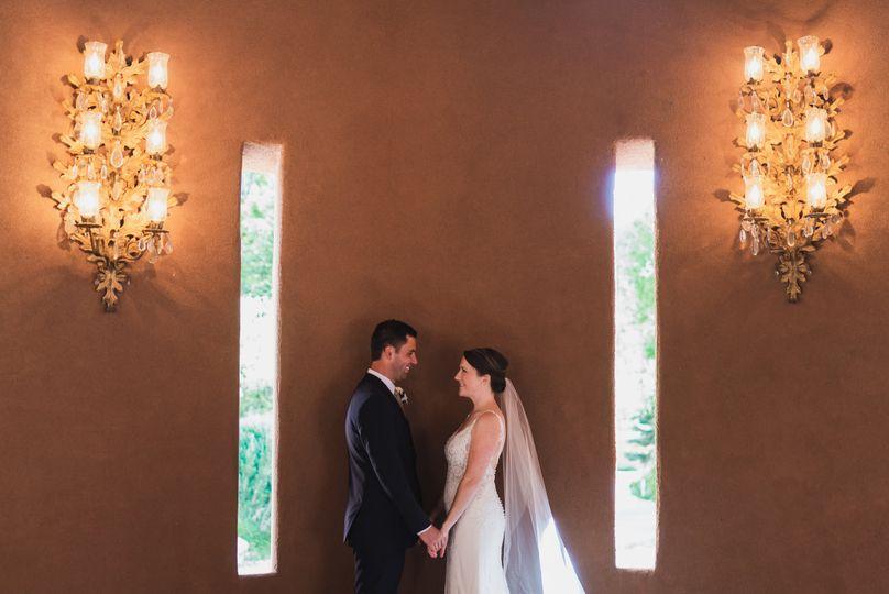 taos new mexico el monte sagrado summer wedding 51 953100