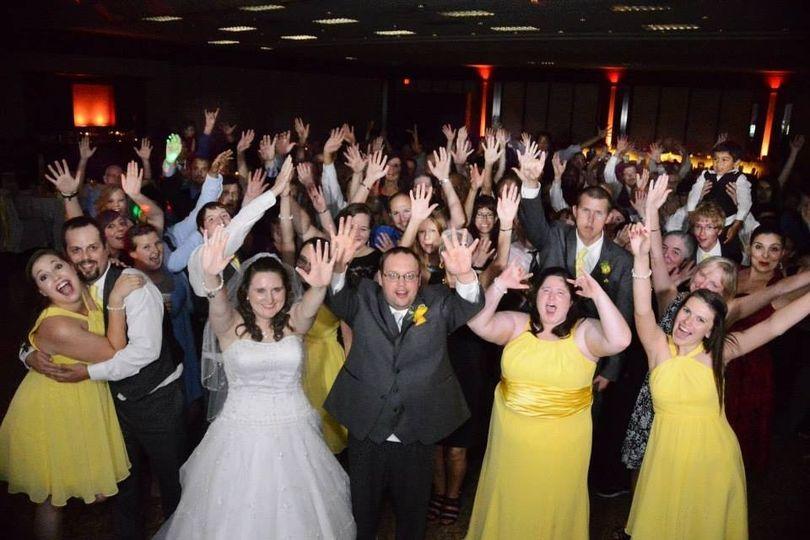 the dudleys wedding