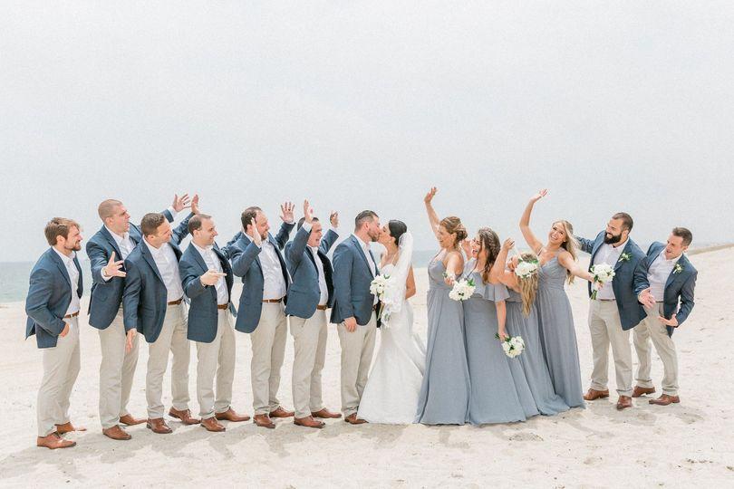 Jersey Shore Wedding