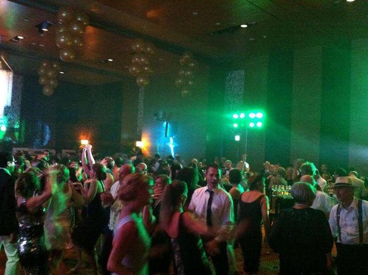 Wedding DJ - Grand Ballroom