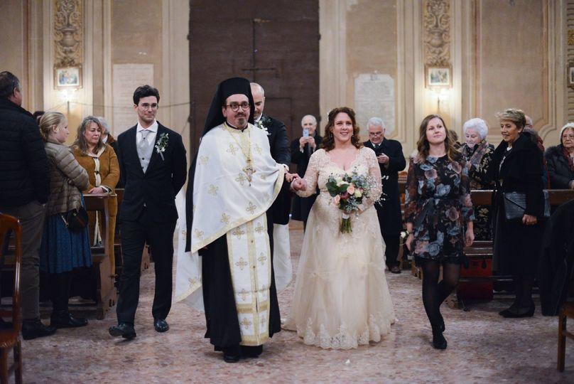 Greek-Orthodox Wedding