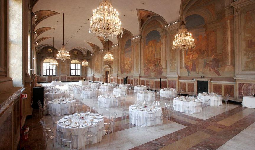 A gorgeous venue