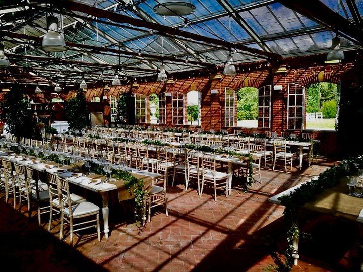A greenhouse affair