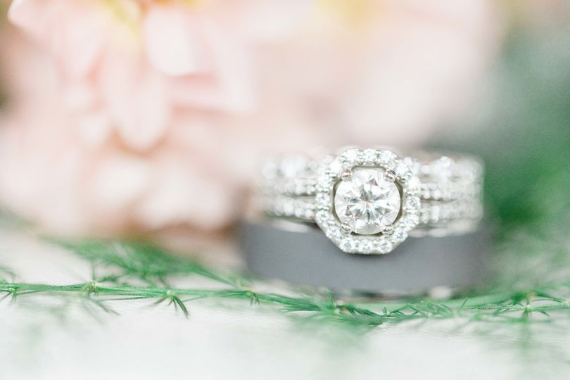 Sarah's Heirloom Diamond Ring