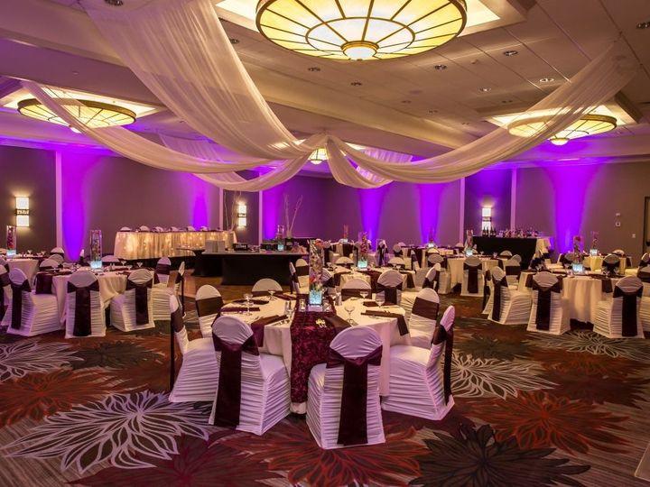 Tmx 1470842856 5af7db58d34b68fc Salon A Grand Opening Wedding Set Up   Low Res Pittsburgh, PA wedding venue