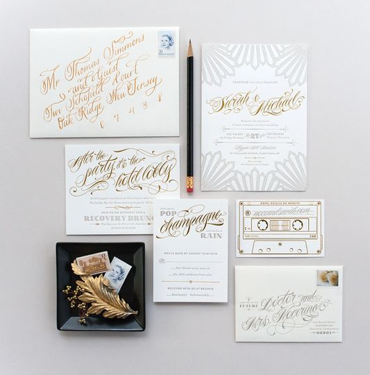 Coral Pheasant Stationery + Design - Invitations - New Haven, CT ...