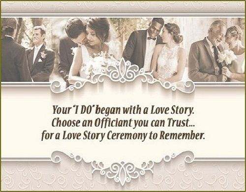 Tmx Begin With 51 507100 159701535040713 Kissimmee, FL wedding officiant