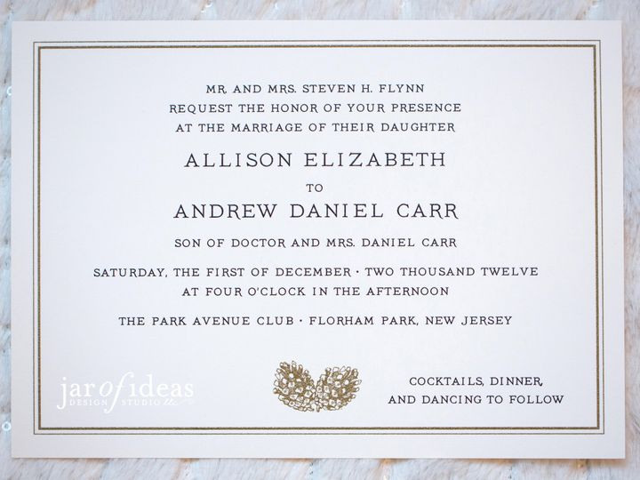 Tmx 1371766968297 Afinvite1 Plainfield, New Jersey wedding invitation