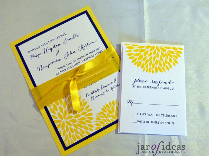 Tmx 1371767137900 Ybinvitecards Plainfield, New Jersey wedding invitation
