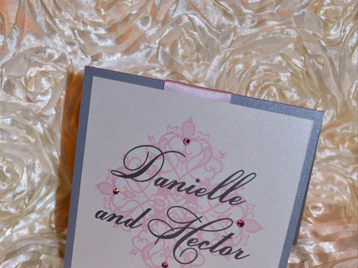 Tmx 1371767206098 Drsweetheart Plainfield, New Jersey wedding invitation