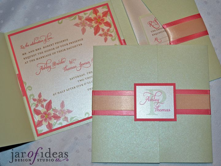 Tmx 1371767387040 Ash1 Plainfield, New Jersey wedding invitation