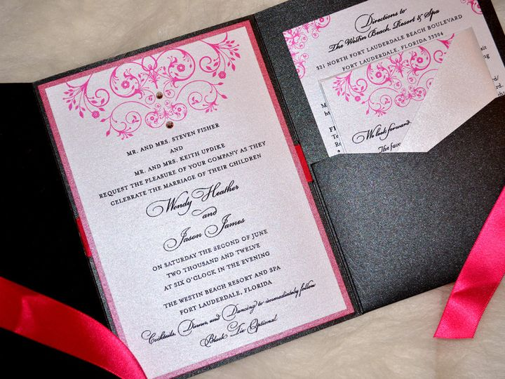 Tmx 1371767622819 Wf3 Plainfield, New Jersey wedding invitation