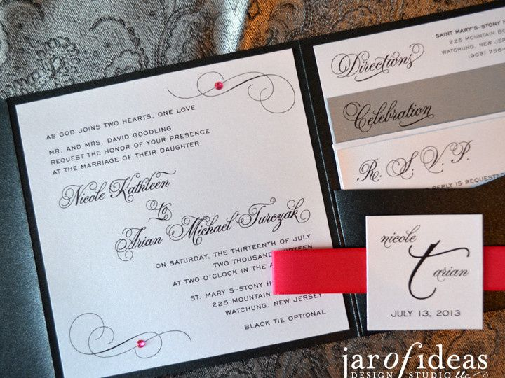 Tmx 1399557838693 Ng Plainfield, New Jersey wedding invitation