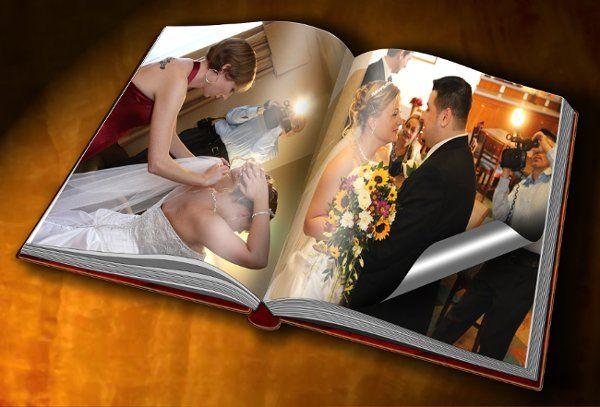 Shooting the Beautiful Wedding