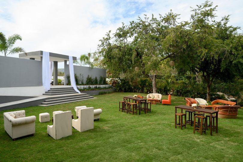 Tamarindo Garden