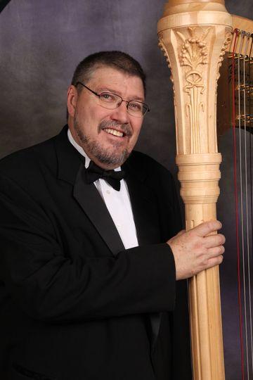 David Ice Elegant Harp Music