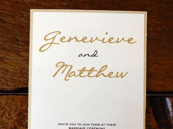 Tmx 1510075986721 Sampleinvite5a Batavia wedding invitation
