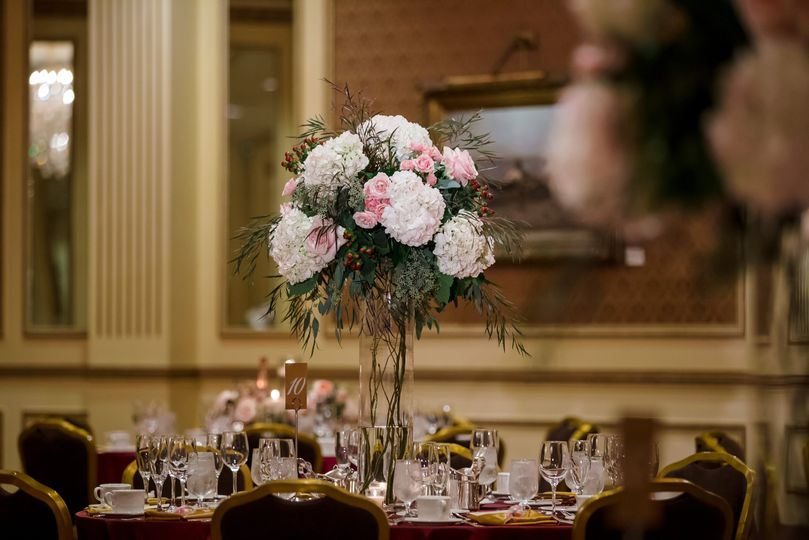 Statement centerpieces