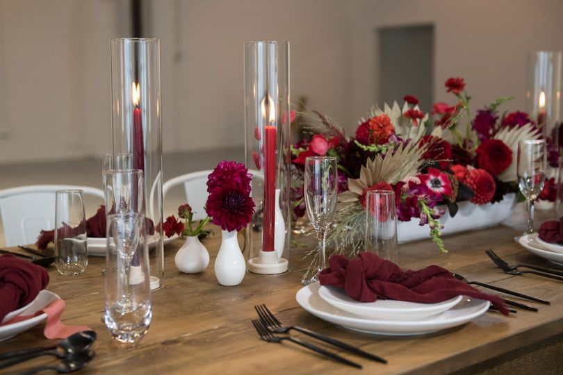Modern Tablescape Design