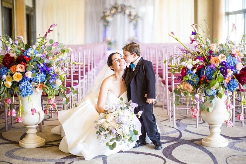 four seasons baltimore luxury wedding