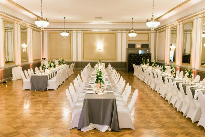 Family-style weddings