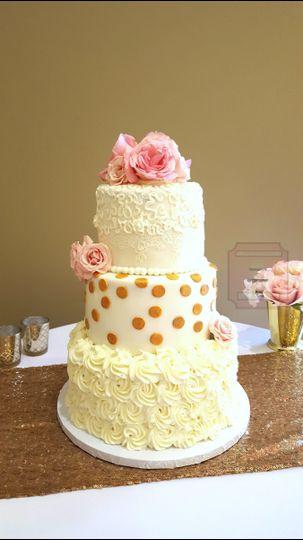 Sweet Tooth Desserts Wedding Cake Lithonia Ga Weddingwire