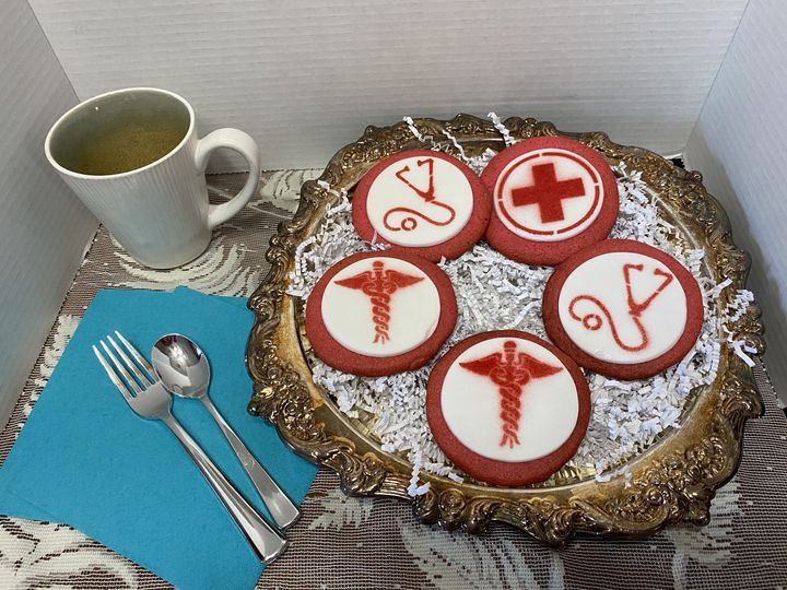 Health Care Worker Cookies