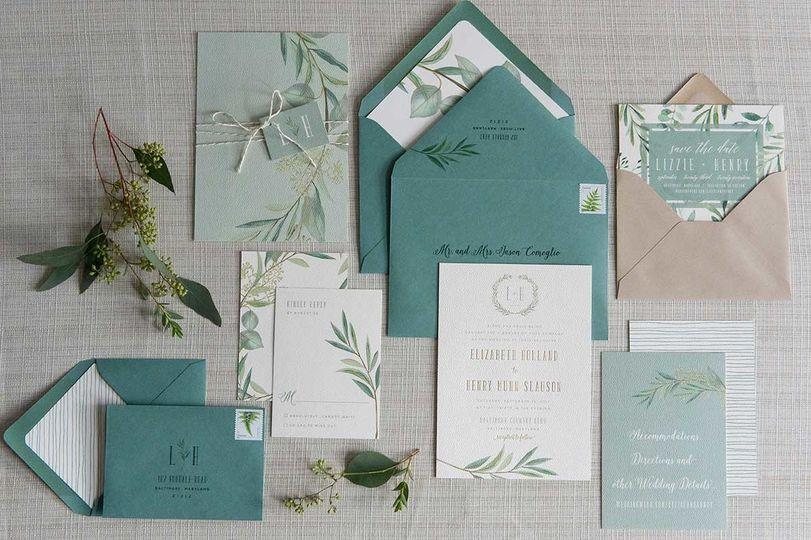 Botanical minimalist