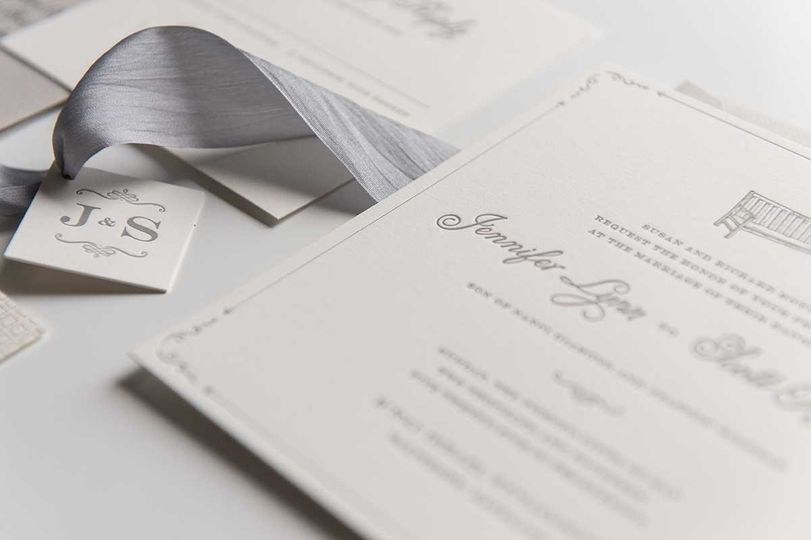 Wedding invitatiom