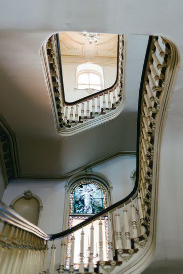 Stair case design