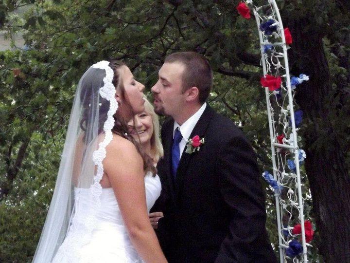 Tmx 1351788804315 Thekiss Kansas City wedding officiant