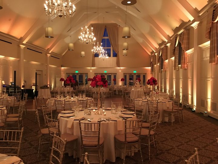 Classic and romantic ambiance