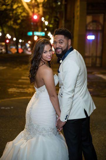 Pioneer Square Wedding