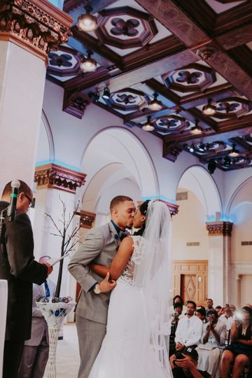City Flats Hotel Event Room Wedding
