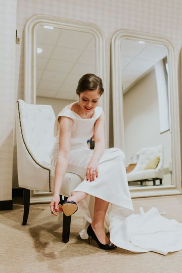 The Bridal Suite  Kate Touzel Photography