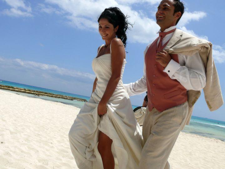 weddingsbrideandgroom beach playa2