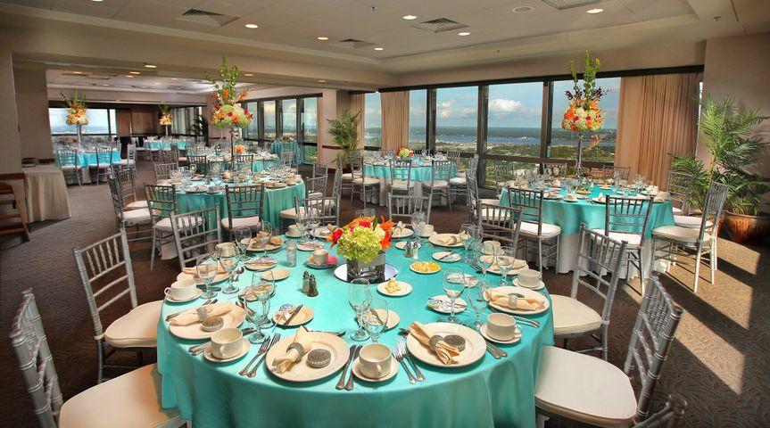 river ballroom wedding