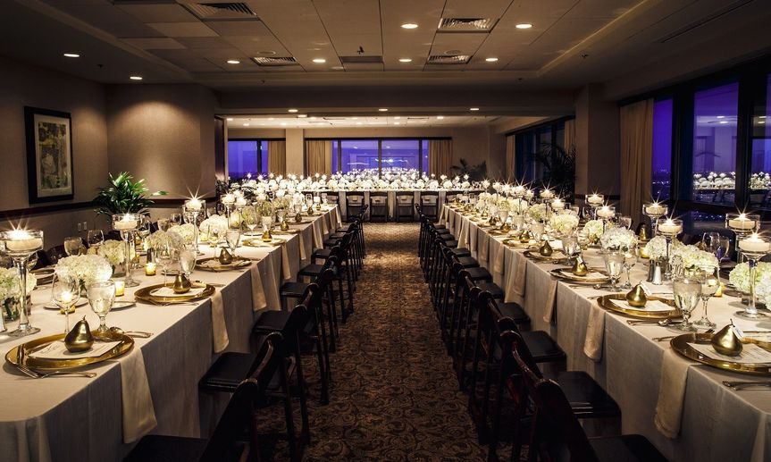 The river club venue jacksonville fl weddingwire 800x800 1470934936092 river ballroom with estate tables junglespirit Images