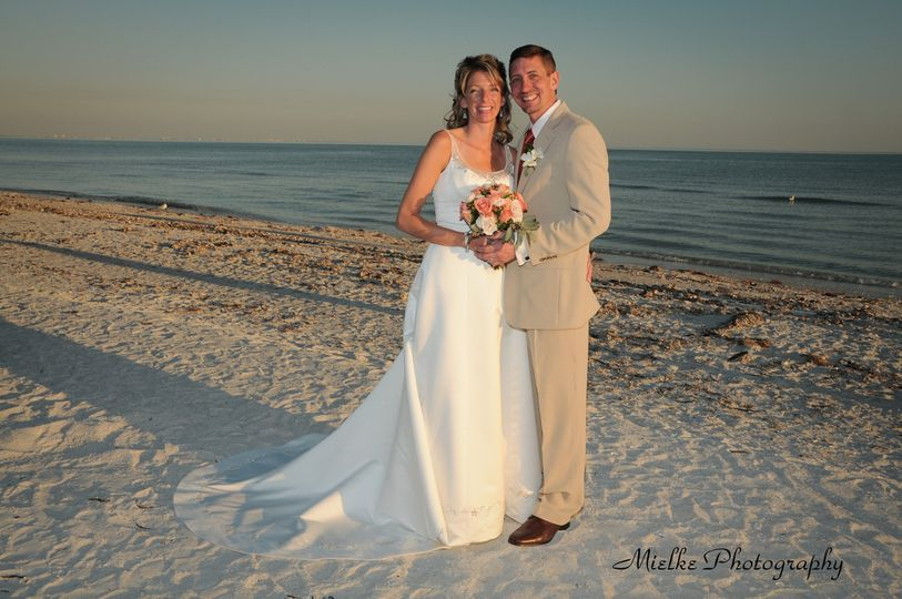 Beach Ceremony Sundial Beach Resort Sanibel Island FL